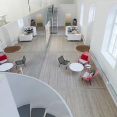 Foto 1 de 7 de la galería espacios-para-trabajar-las-oficinas-de-no-picnic en Decoesfera