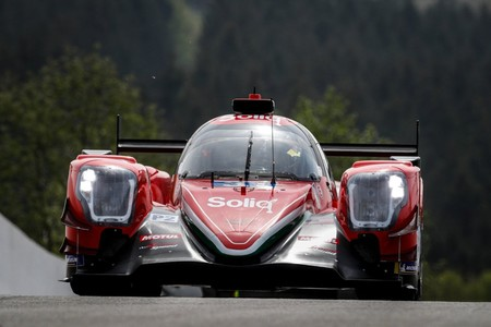 Roberto Gonzalez Le Mans