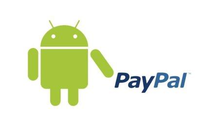 Google podría ofrecer PayPal como método de pago en el Android Market