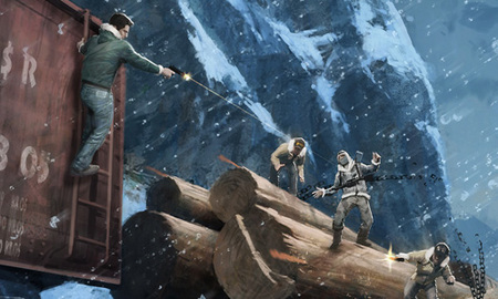 'Uncharted 2: Among Thieves', su fascinante Concept-Art