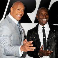 El ultimátum de Tyrese Gibson: los productores de 'Fast & Furious 9' tienen que elegir entre Dwayne Johnson o él