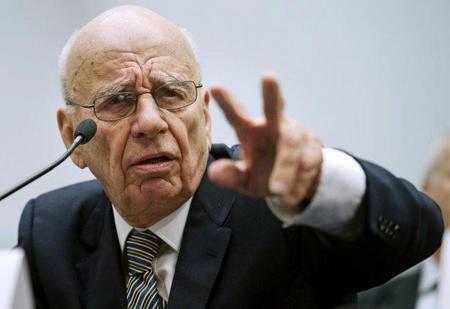 Rupert Murdoch será objeto de un ambicioso biopic