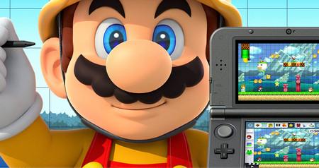 Todo lo que necesitas saber de Super Mario Maker para 3DS en un tráiler de cuatro minutos
