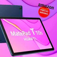 De nuevo a precio mínimo en Amazon: la tableta económica Huawei MatePad T 10s más económica todavía por 169 euros