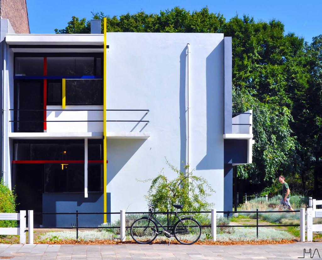 Cinco casas modernas que han cambiado las leyes de la arquitectura