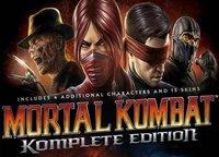 'Mortal Kombat Komplete Edition' anunciado. Fecha de salida confirmada
