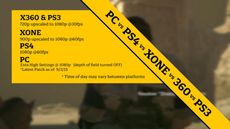 Mgs V The Phantom Pain Comparativa 00