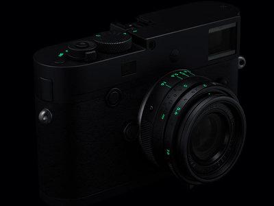 Leica M Monochrom 'Stealth Edition': la blanco y negro alemana se viste de noche
