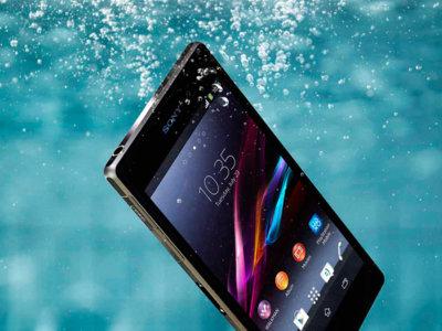 Sony no recomienda que uses sus equipos bajo el agua, incluyendo el nuevo Xperia Z5