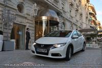 Honda Civic 1.6 i-DTEC, premiado por su bajo consumo REAL