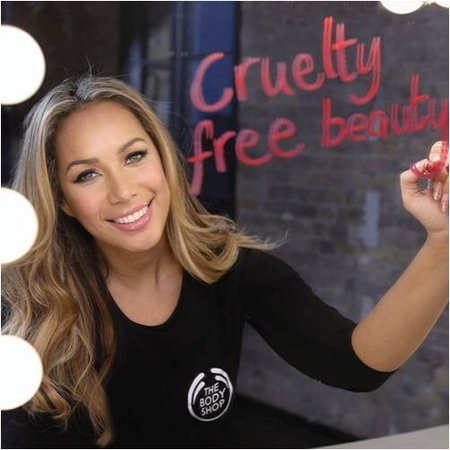 leona Lewis the body shop