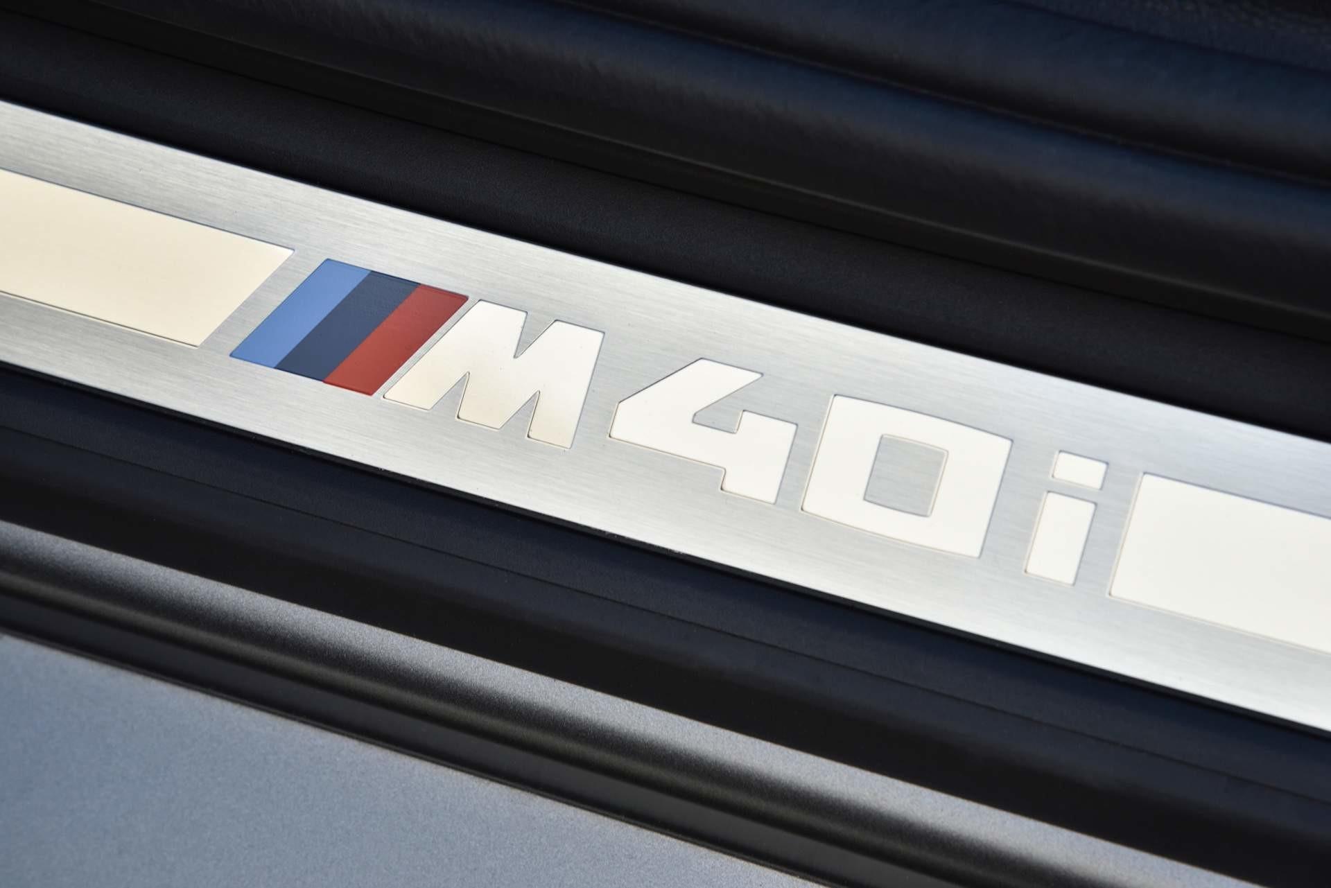 Foto de BMW Z4 M40i 2019 (65/84)