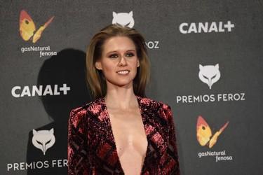 Las mejor vestidas de los Premios Feroz 2015