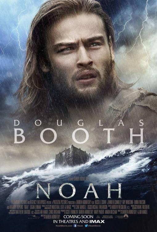 Foto de Carteles de la película 'Noé' (10/13)