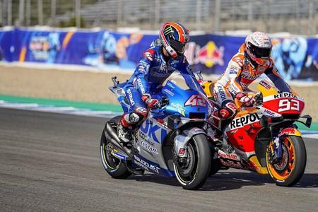Rins Marquez Motogp Jerez 2020