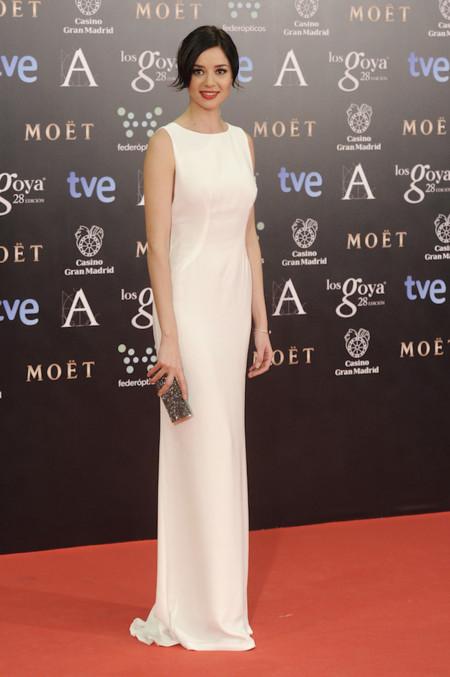 Dafne Fernández Premios Goya 2014