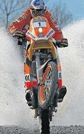 Modificaciones en el recorrido del Dakar 2007