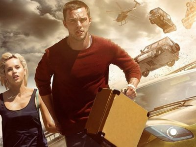 'Collide', tráiler del thriller de acción con Nicholas Hoult y Felicity Jones