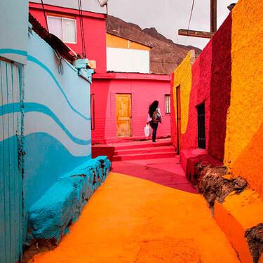 Los graffitis multicolor de Boa Mistura lo llenan todo de buen rollo: desde fachadas de edificios a relojes personalizados