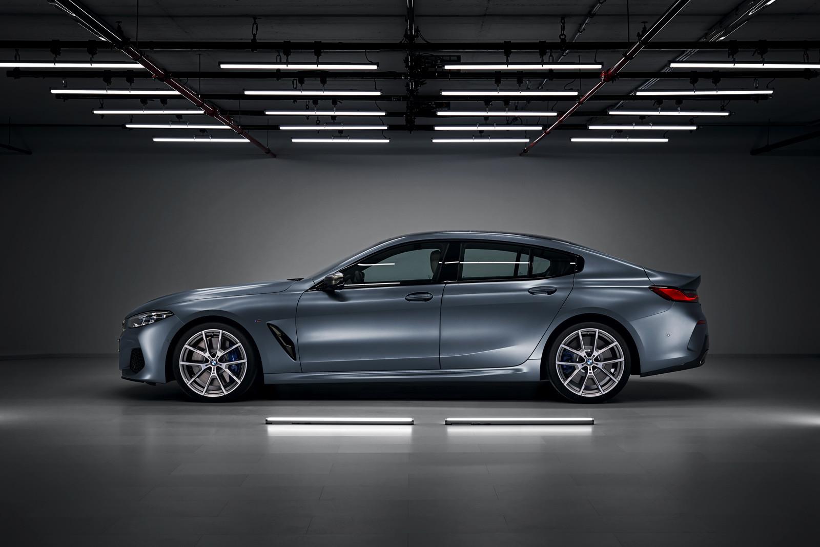 Foto de BMW Serie 8 Gran Coupé (presentación) (63/159)