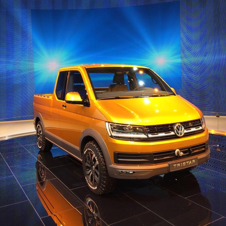 Foto de Volkswagen Tristar concept (1/4)