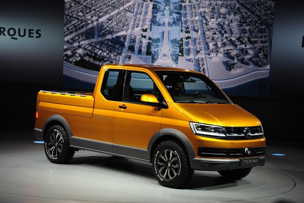 Foto de Volkswagen Tristar concept (2/4)