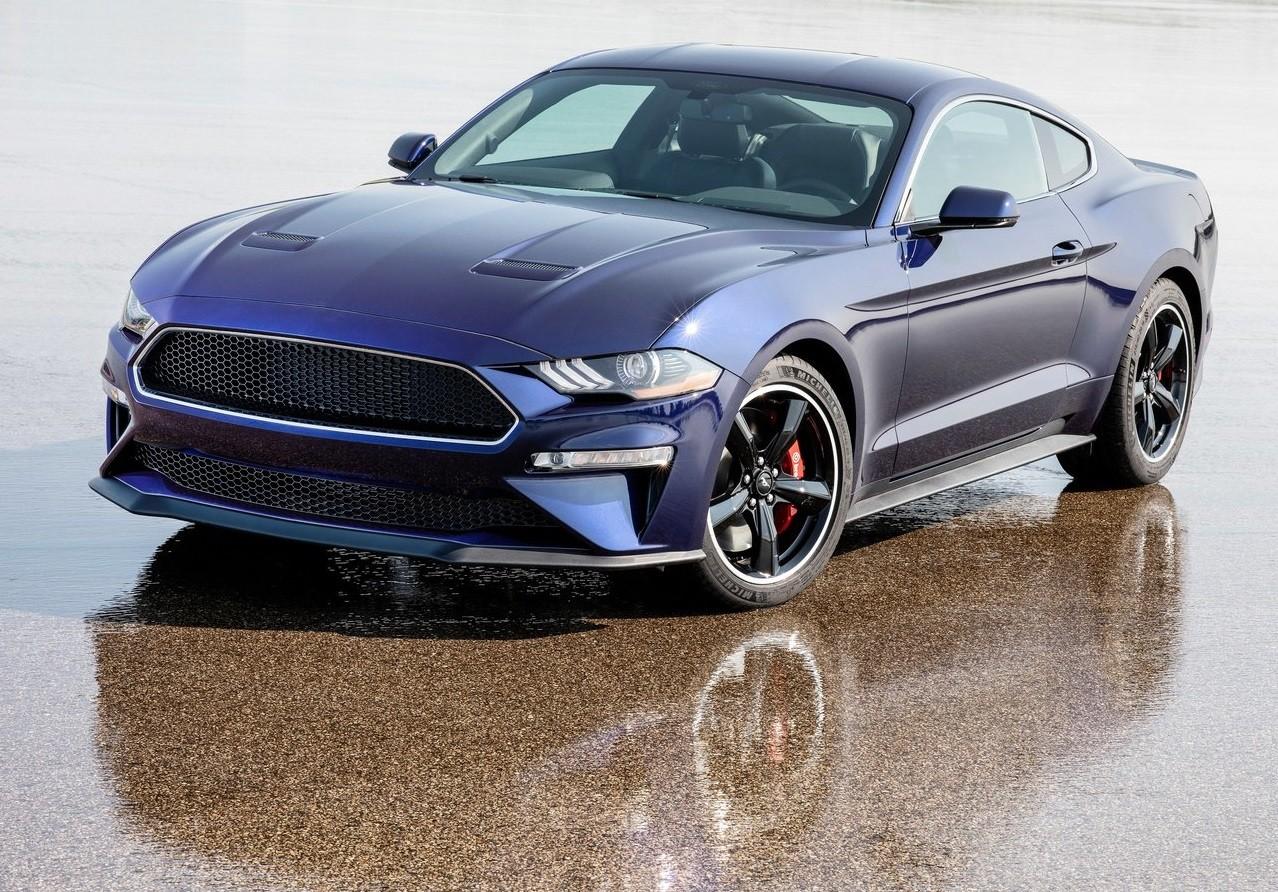 Ford mustang el deportivo más vendido del mundo por cuarto año consecutivo