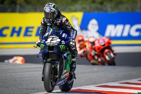 Moto Yamaha Vinales 2021