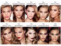 La maquilladora Charlotte Tilbury lanza su colección de maquillaje y nos trae diez looks para inspirarnos