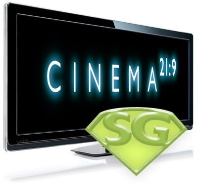 Supergadget Philips Cinema 21:9