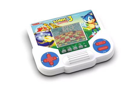 Tiger Electronics Sonic