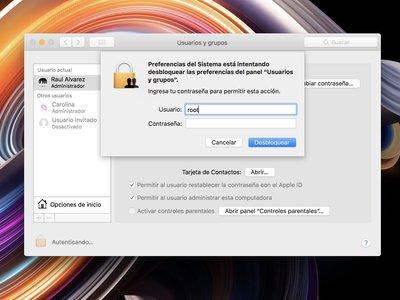 En un gran fallo de Apple, macOS High Sierra permite iniciar sesión como administrador sin necesidad de contraseña