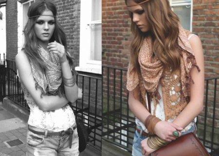 La inspiración del streetstyle sigue en Pull & Bear Primavera 2011