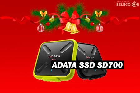 El SSD de alta velocidad ADATA SD700 de 1 TB está de oferta en Amazon a 135,69 euros: tan pequeño que cable en la palma de la mano