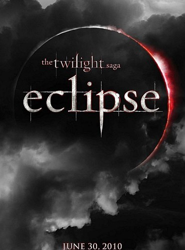 'LasagaCrepúsculo:Eclipse',primercartelyfechadeestreno