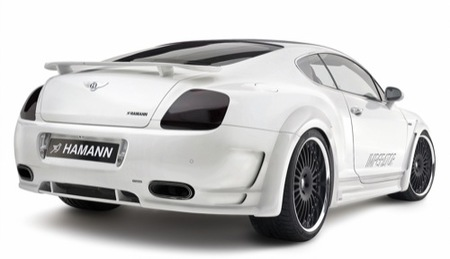Bentley Imperator Hamann