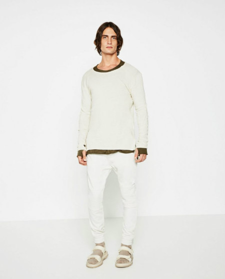 Zara Man Streetwise Collection Sweatshirt 900x1115