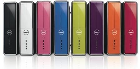 Dell presenta nuevos Inspiron de colores