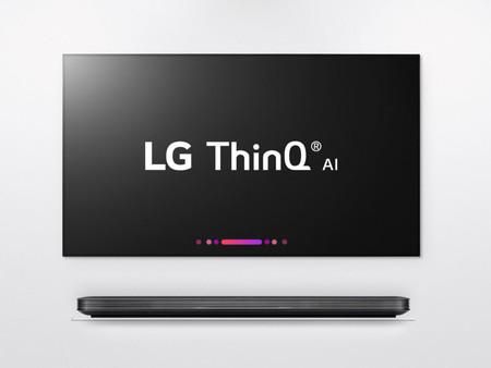 Además de su parlante, LG prepara televisor inteligente para CES 2018