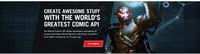 Un número indeterminado de las mejores API de Internet: Marvel