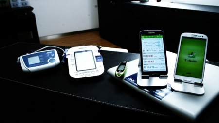Samsung S Health llega para cuidar de tu salud