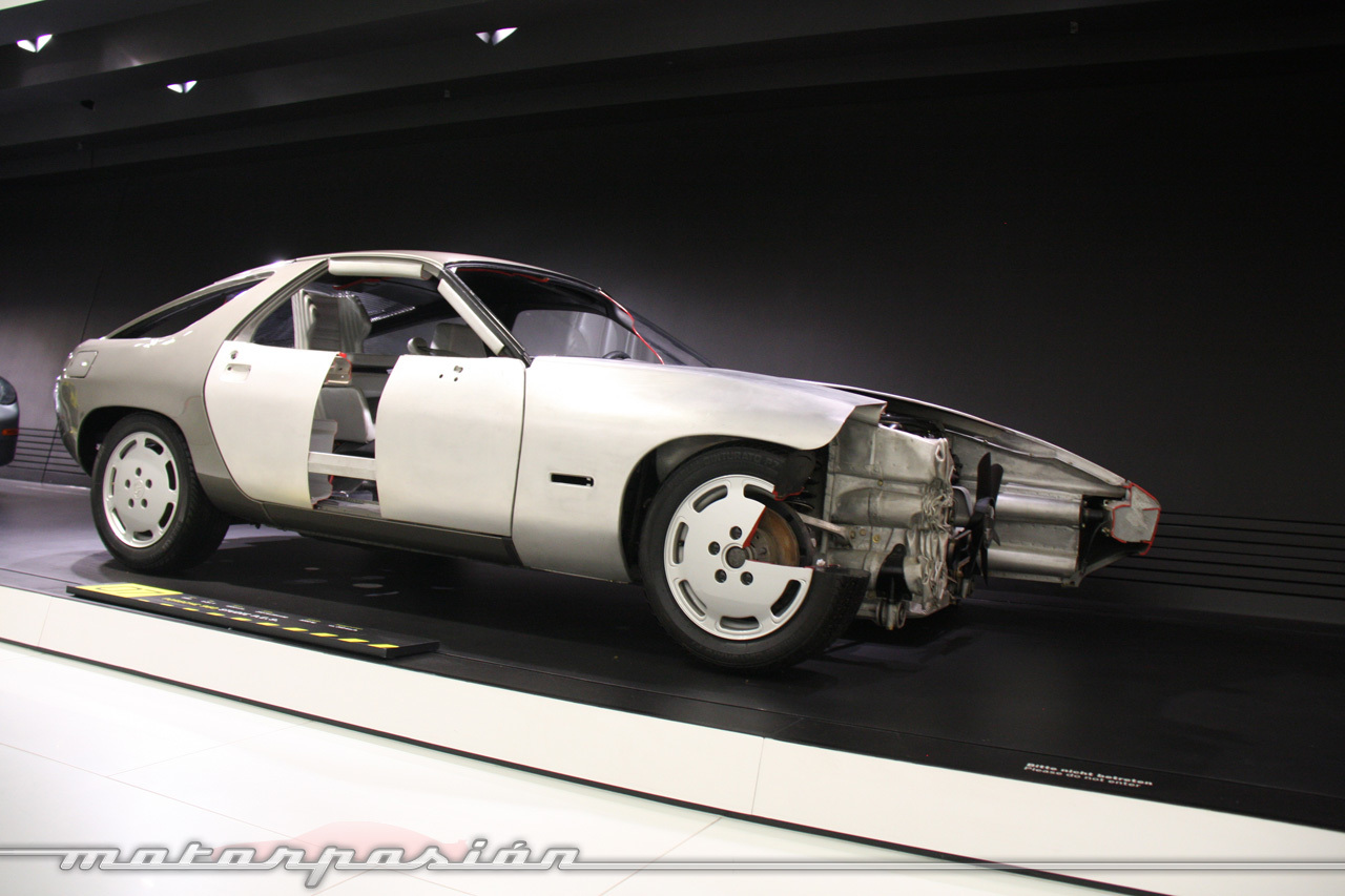 Foto de Museo Porsche - Project: Top Secret! (25/54)