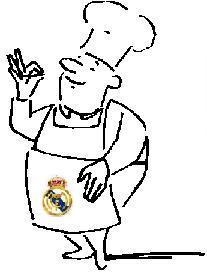 El Real Madrid busca cocinero experto en nutrición deportiva