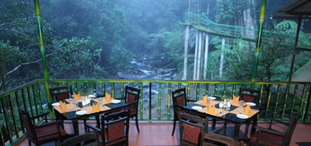 Jungle Side Restaurant Wayanad