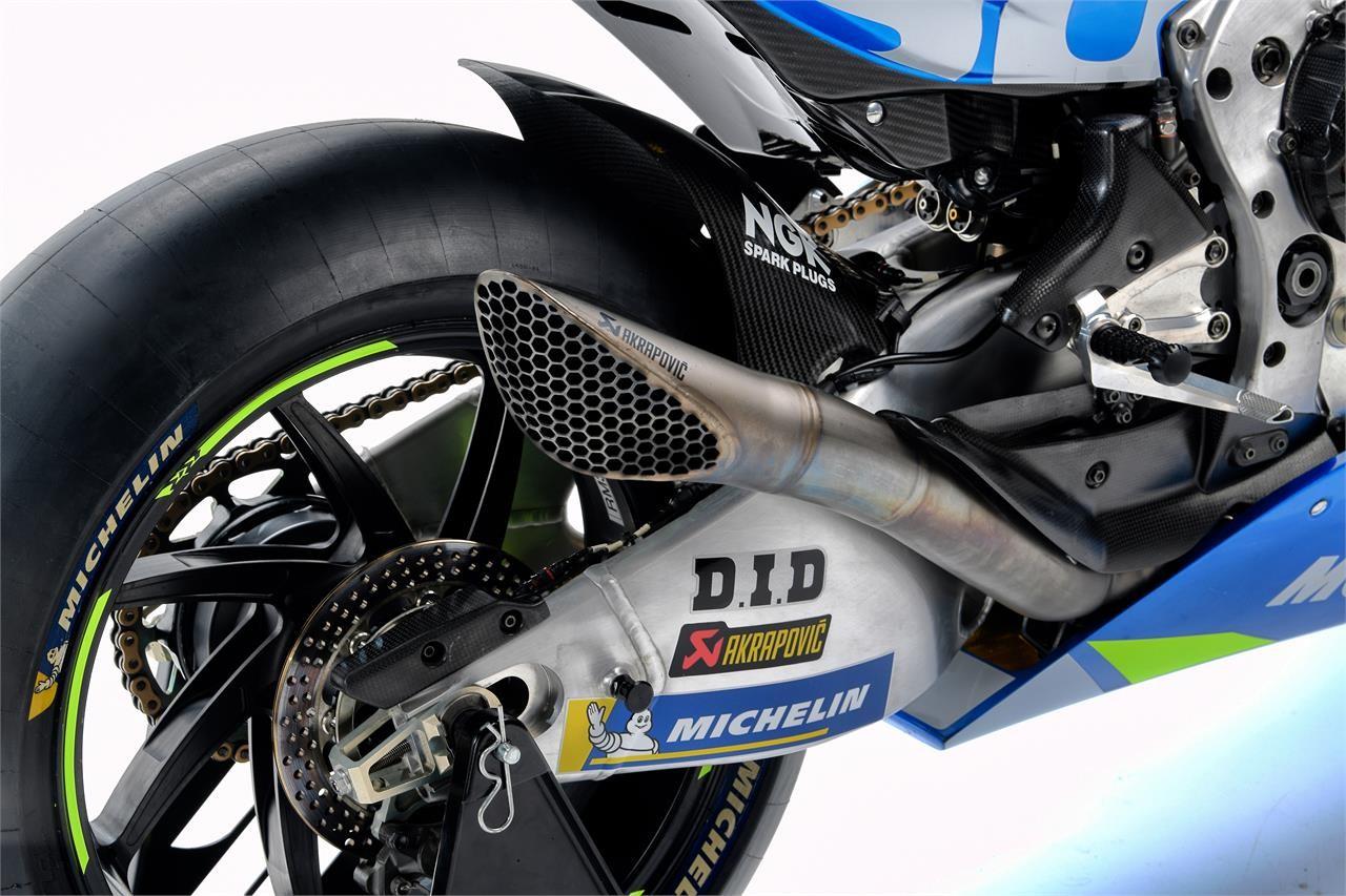 Foto de Presentación MotoGP Suzuki 2019 (28/60)