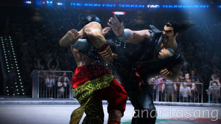 Foto de 180211 - Tekken Tag Tournament 2 (CGI) (10/29)