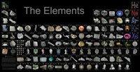 Curiosa tabla periódica