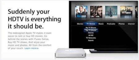 Apple TV, ¿Apple no supo aprovechar las capacidades de su propia creación?