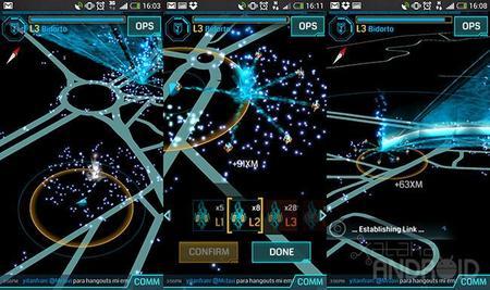 Ingress, el juego de realidad aumentada de Google llega a iOS