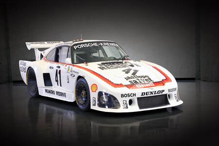 Porsche 935 K3 Porsche 935 k3 24 horas de le mans 1979 narcos whittington